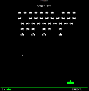 Game - Space Invaders