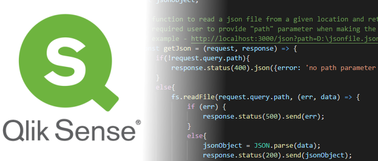 Qlik Sense JSON Connector